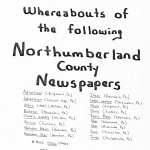 L Pic Wanted Poster of Norry County Newspapers