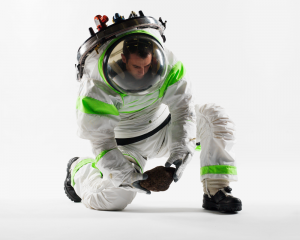 The Z-1 Spacesuit. Buzz Lightyear, is that you?