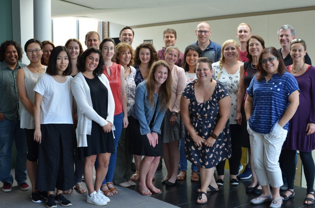 PAMT trainees and mentors
