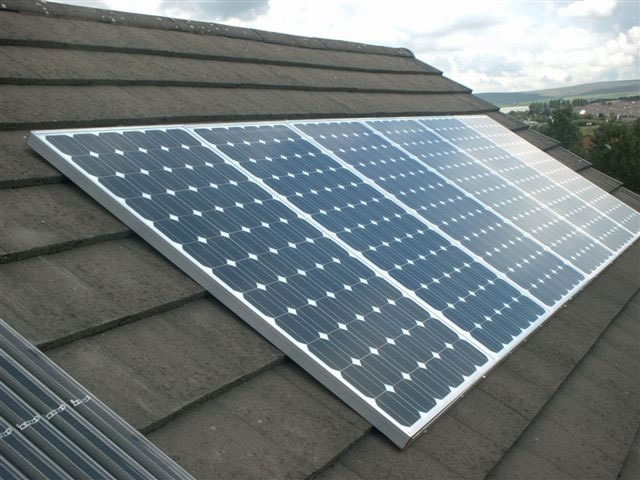 Image result for Solar Panel for house
