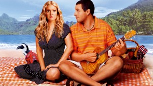 "The two main characters in ""50 First Dates"""