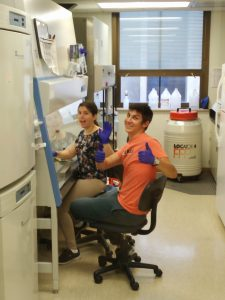 Mammalian Cell Culture Room