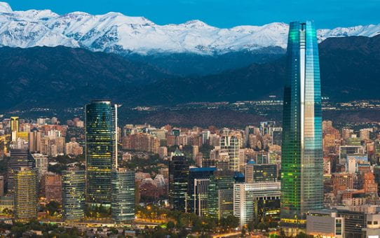 Interning in Santiago, Chile
