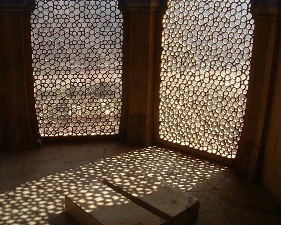 history of jalis in indian architecture perforated screen designer