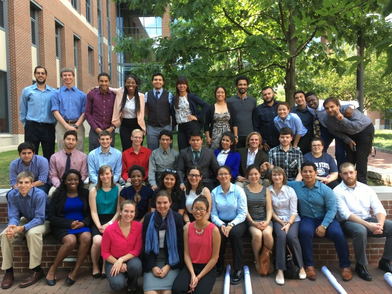 interdisciplinary materials group 2016