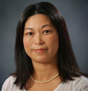 Headshot photo of Prof. Yuexing Cindy Li