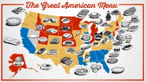 Great-American-Food-Map
