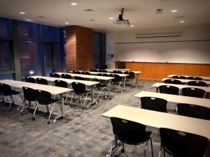 photo of a typical ptec space