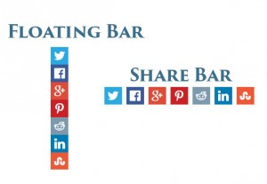 how-to-increase-website-traffic-with-social-media-share-bar