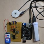 A light weight, wireless, wearable module for DMD monitoring