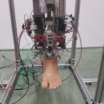 High-Powered Two Degree of Freedom Prosthetic Leg