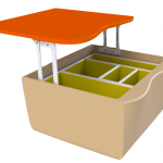 Modu: The Universal Household Tray for Aging in Place