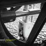 Wheelpower: Intuitive Power Assist for Collapsible Wheelchairs