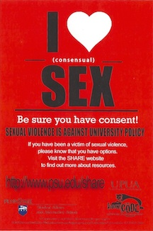 Only do it with Consent PSU