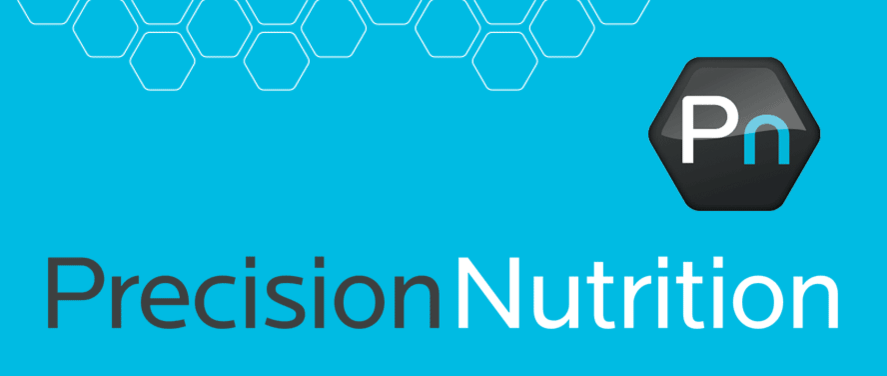 Entry 6 – Health and Fitness Through Precision Nutrition
