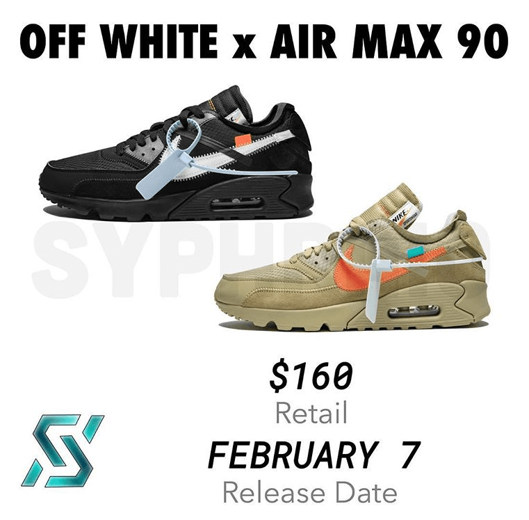 new styles 7b9b9 bfb0f Off-White x Nike Final Release – Sean Harder