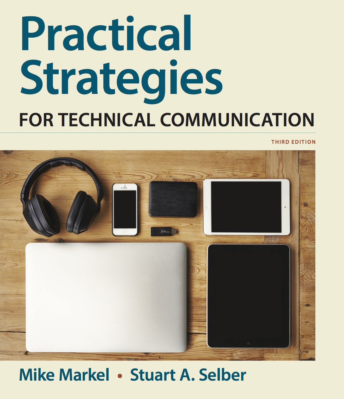 Cover for Practical Strategies for Technical Communication