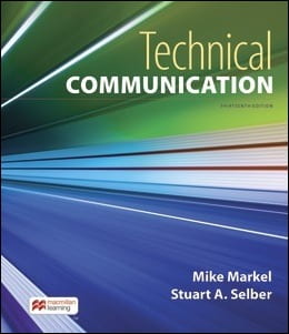 Cover for 12th edition of Technical Communication