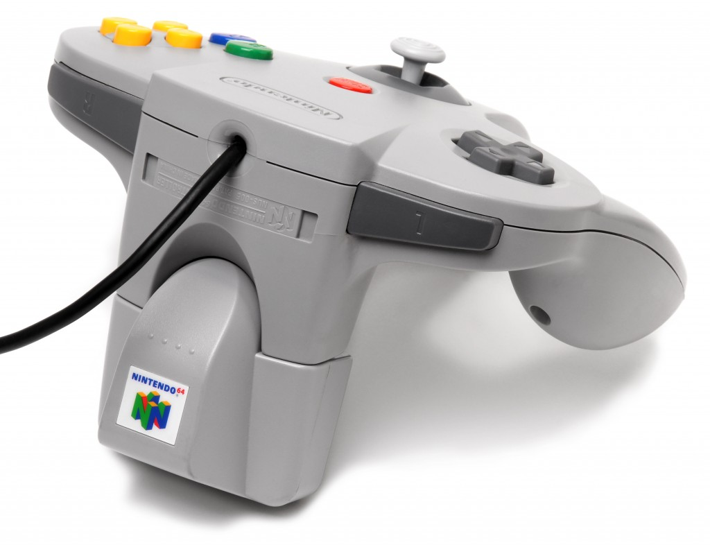 It was a long development process that started with the N64 Rumble Pak
