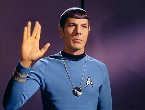 Live Long and Prosper... Except you Red Shirts. Die soon and impoverished.