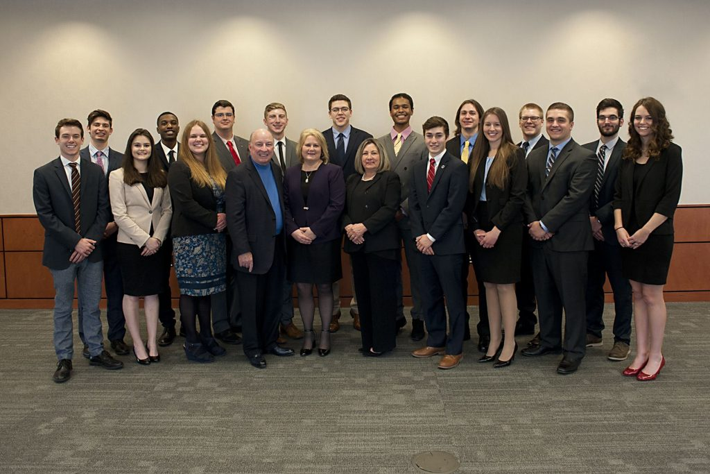 2018 Sheetz Fellows Inductees