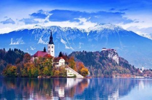 Lake Bled - Slovenia ( Just a place I really want to go)