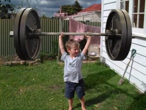 strong-kid
