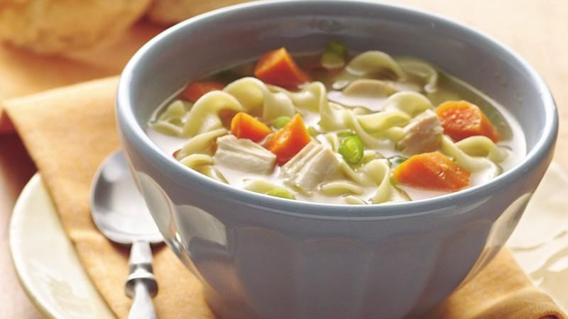 Does chicken noodle soup actually help get rid of a cold? | SiOWfa15:  Science in Our World: Certainty and Controversy