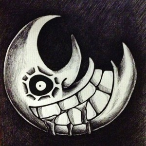 crazy_moon_sketch_by_adanmgarcia-d5yj7vg