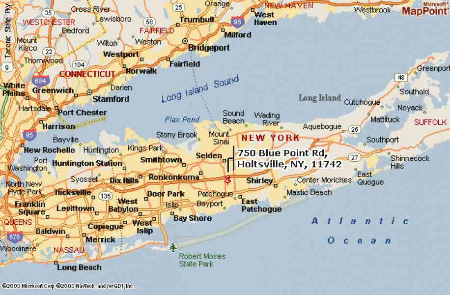 """Detailed Map Of Long Island Ny Define """"science"""" 