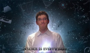 science is everyewhere