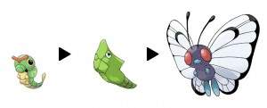 caterpie-evolution