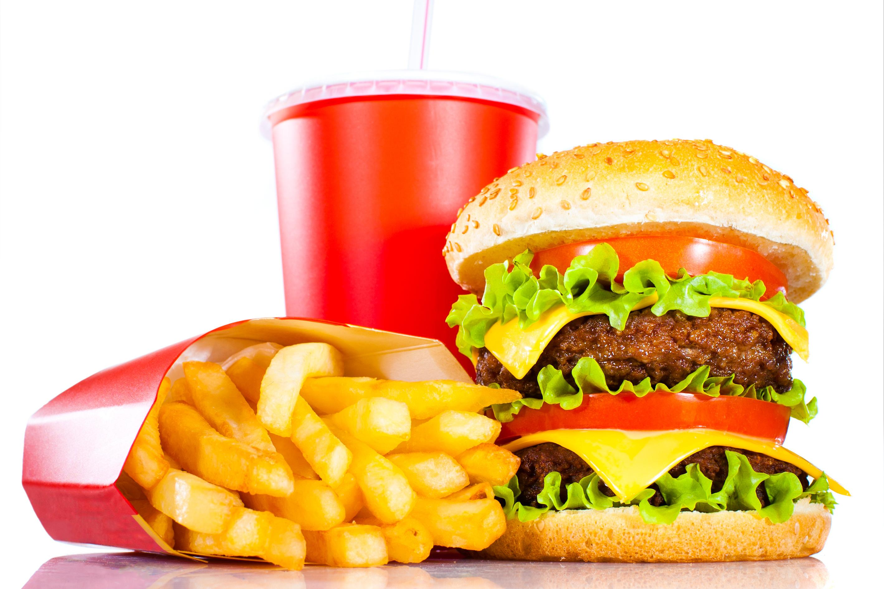 High Calorie Low Sodium Fast Food