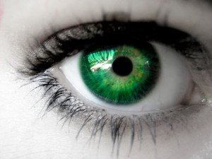 Green eye color. Created by Catsastrific.
