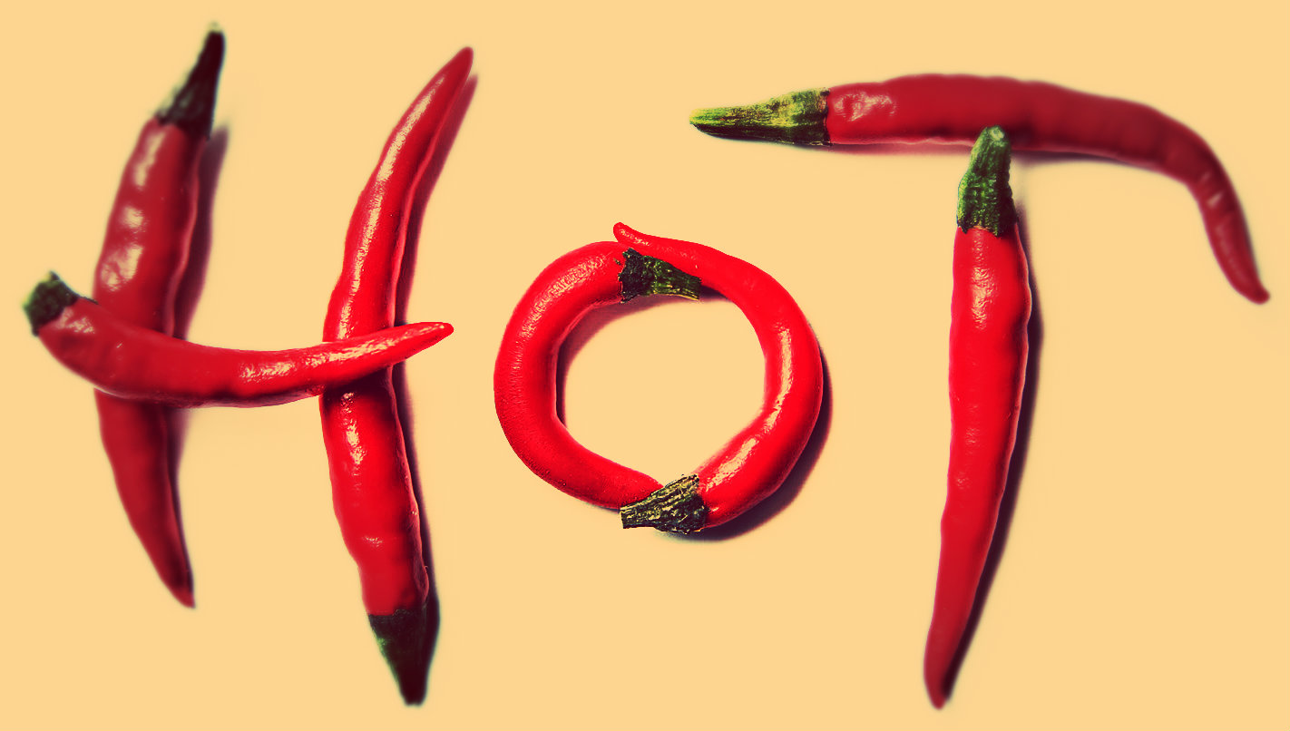 Image result for hot pepper and spicy foods
