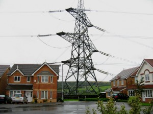 pylon-power-line-compensation