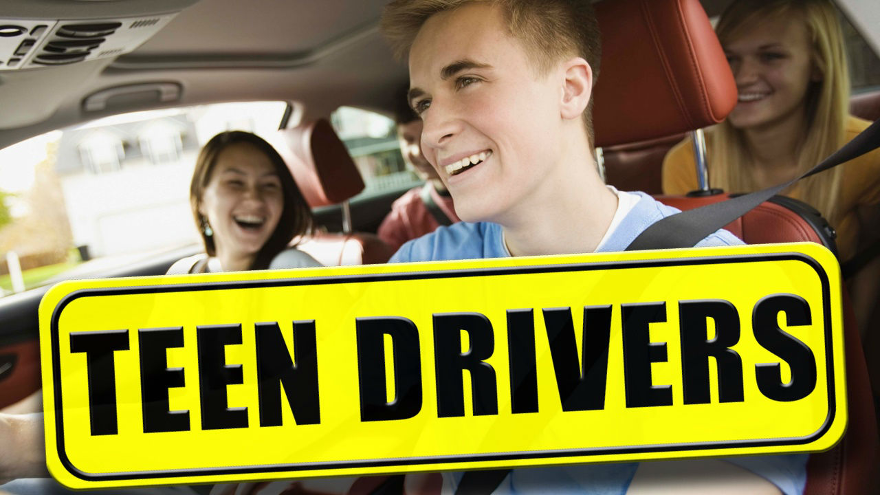 Teen Age Driving - Hot Porno-4324