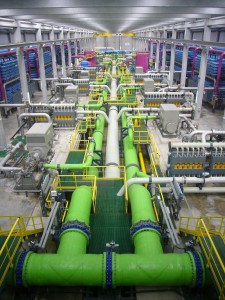 Reverse Osmosis Plant in Spain