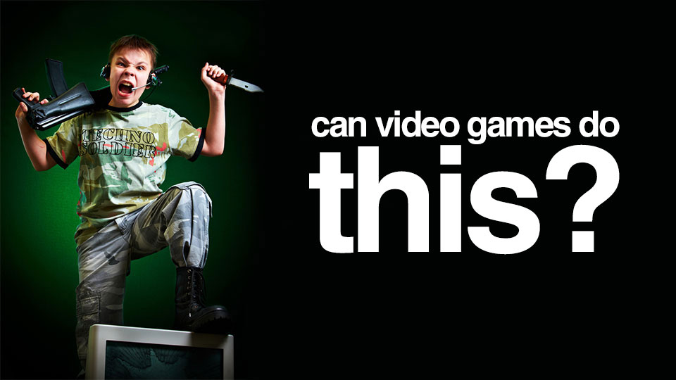 Video Games Don't Cause Violent Behavior - YouTube