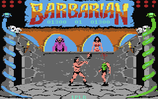 Barbarian_(Palace_Software)_-_Gameplay