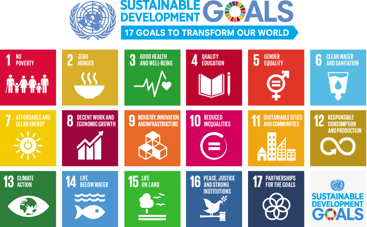 UN 17 Sustainability Goals