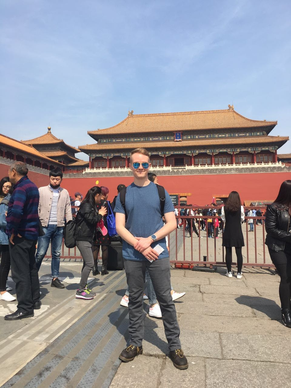 Brandon's Experience in China – Study Abroad Spotlights