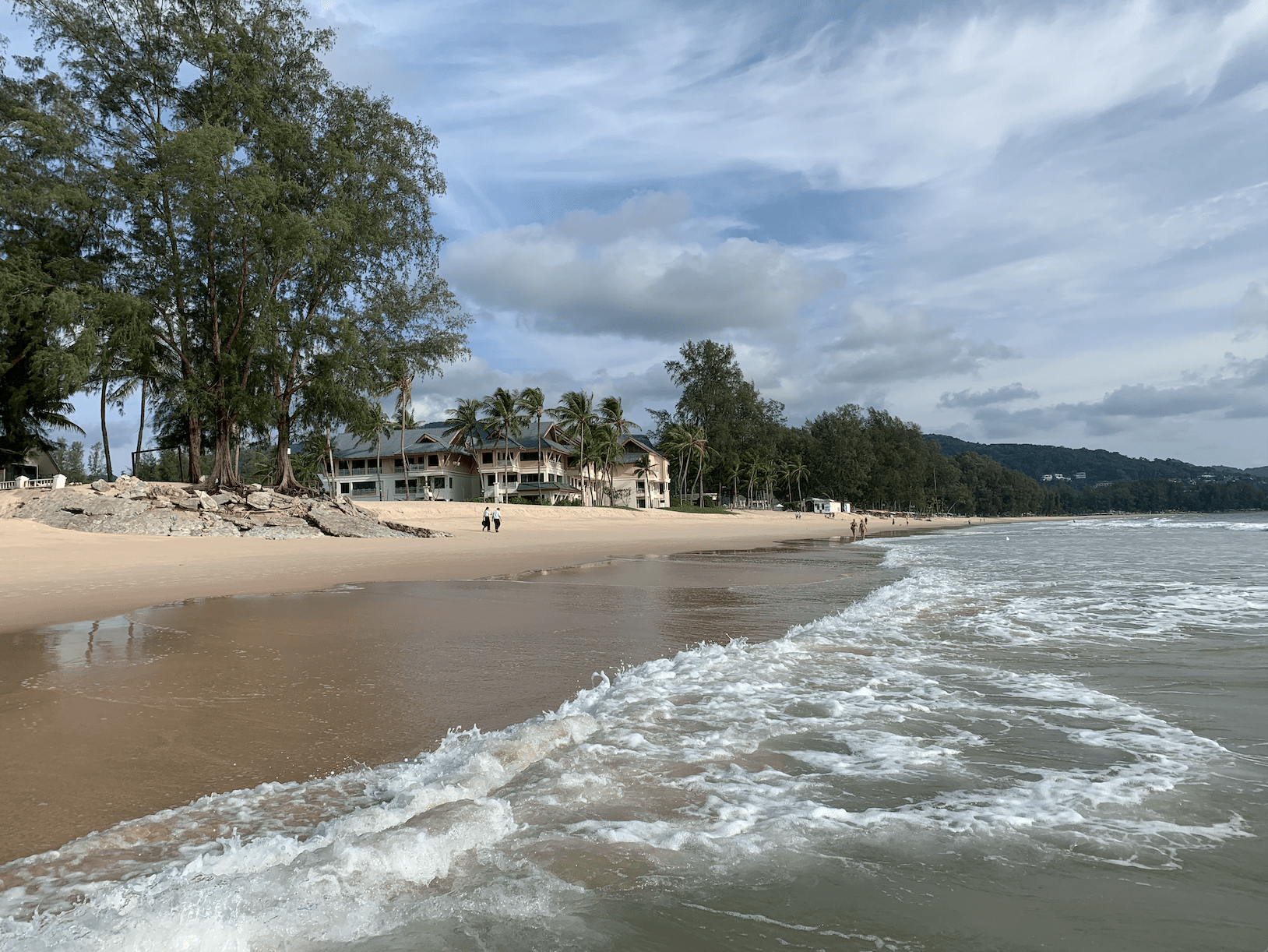 Tsunami Protection in Phuket – natural disasters in a