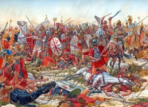 battle of cannae slaughter