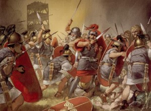 battle of cannae struggle