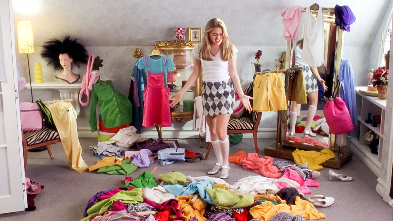 An Open Letter To My Closet Full of Clothes – A Series of
