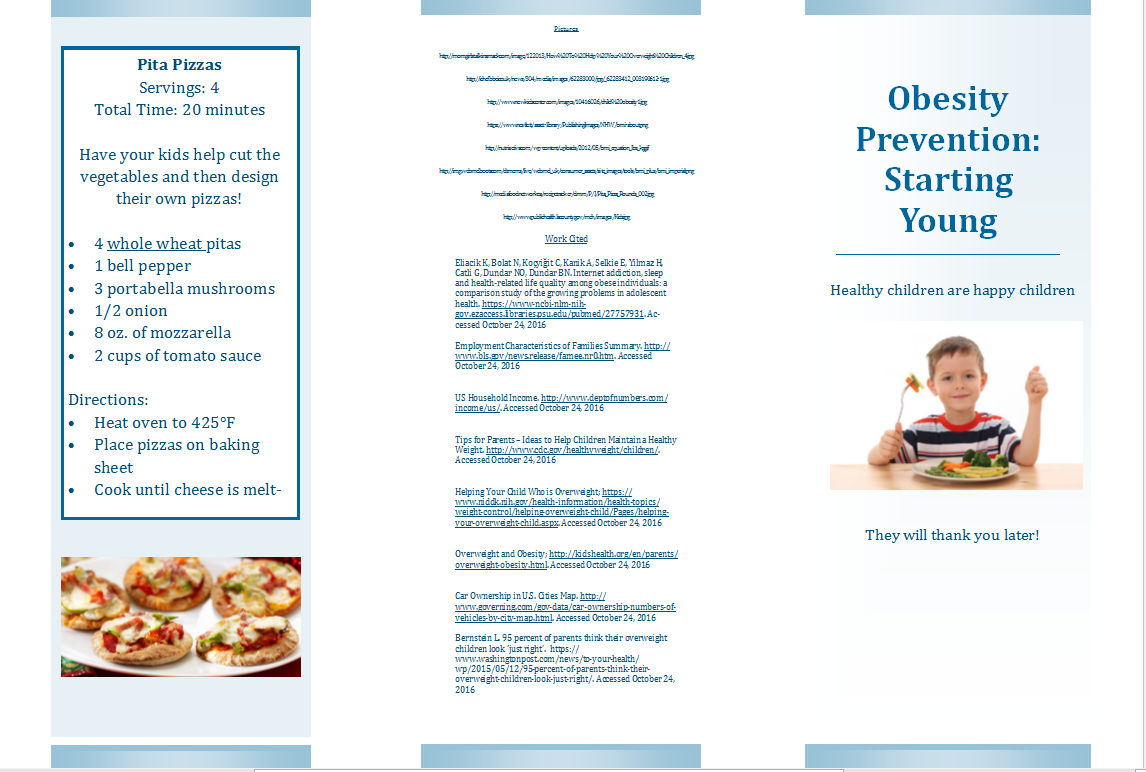 For parents of overweight teen