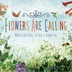 flowers are calling bookcover