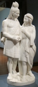 'Hiawatha's_Marriage',_marble_sculpture_by_Edmonia_Lewis,_1871