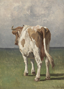 Study_of_a_cow_by_Rosa_Bonheur